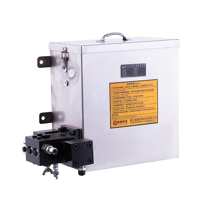 RHX-D液压油脂润滑泵(不锈钢桶)