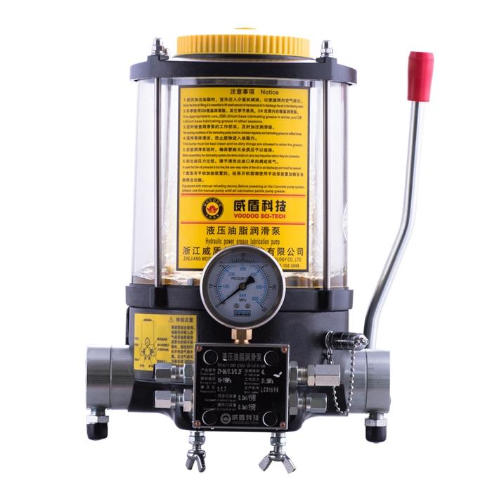 ZY-Q增压润滑泵