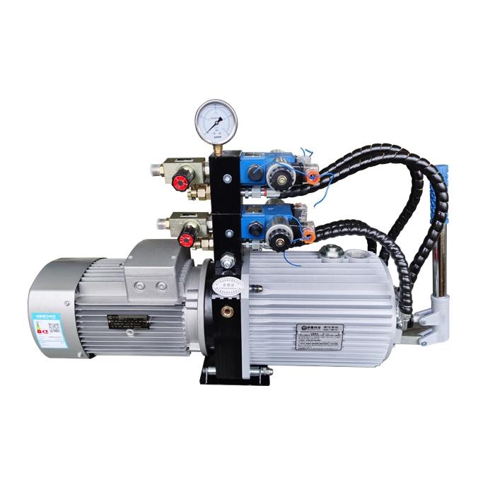 WDKM3系列双阀液压站