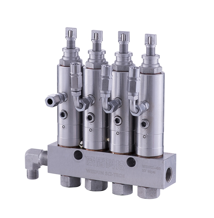 WDFX-40卸压式分配器