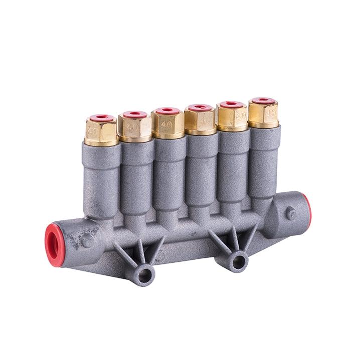 WDF卸压式分配器
