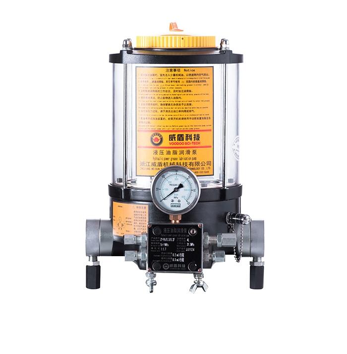 ZY-P液压油脂润滑泵